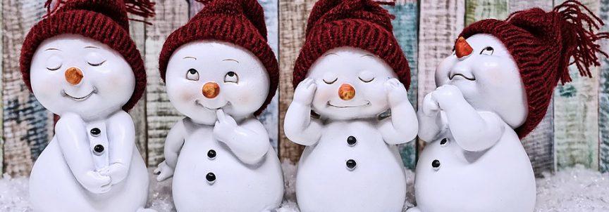 Życzenia Świąteczne i o współczuciu względem siebie samego/samej